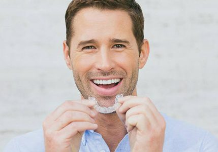bromsgrove dental invisalign man